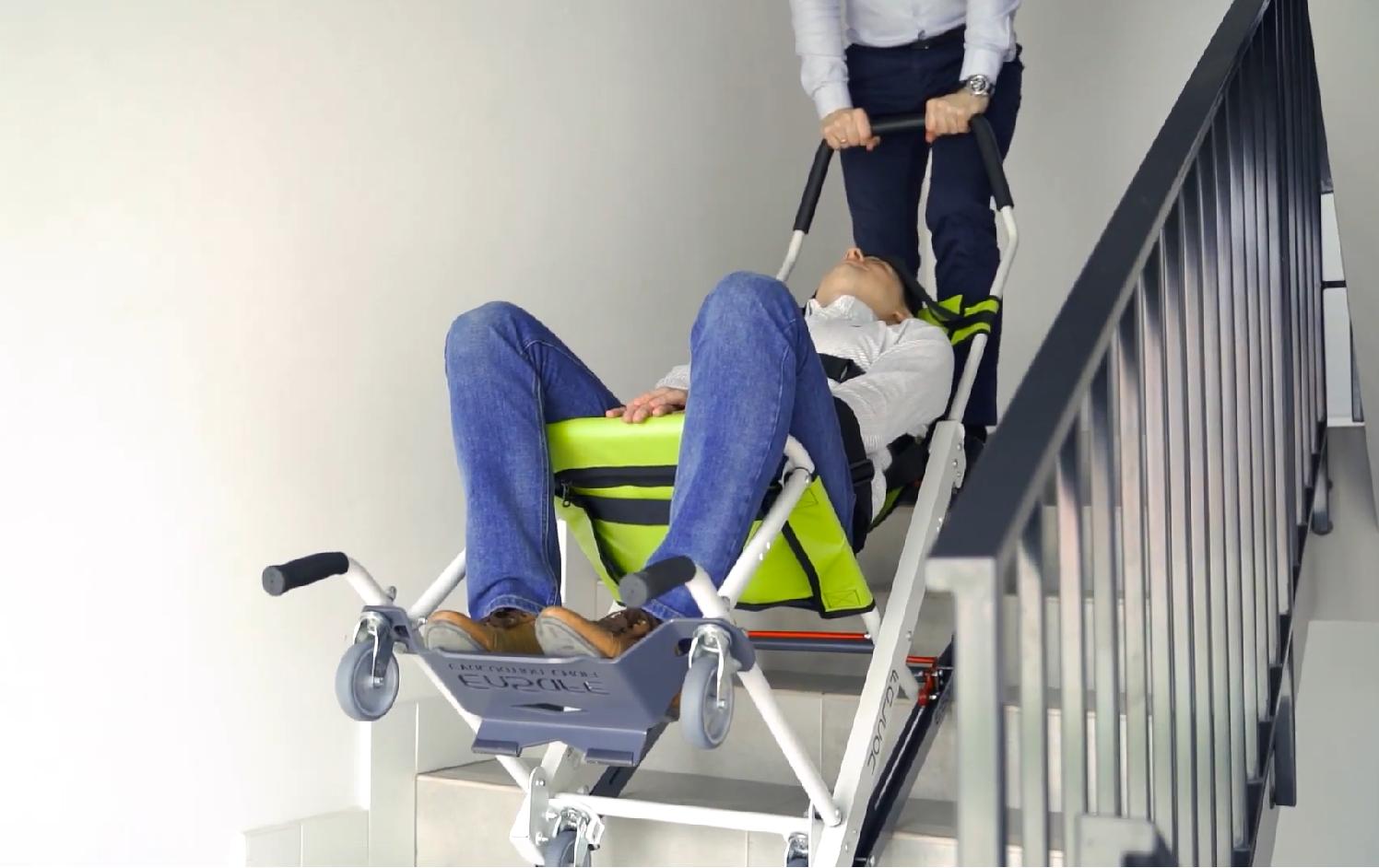 krzesła ewakuacyjne